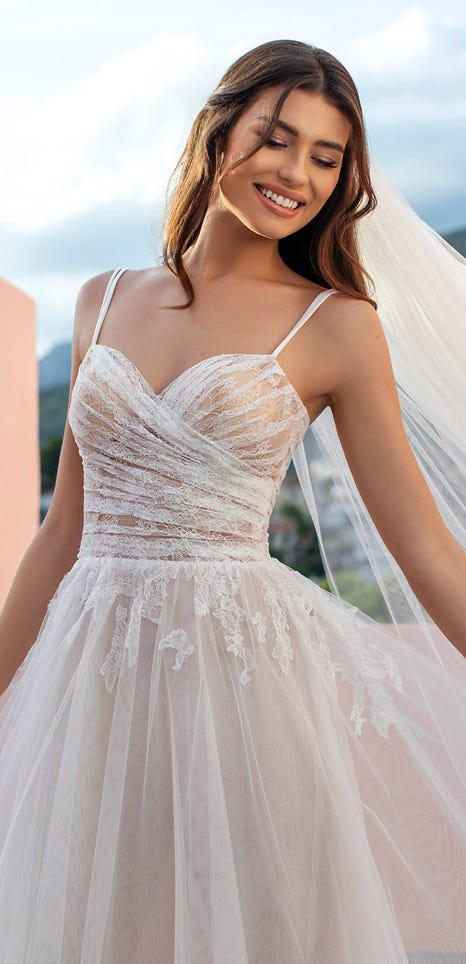 White One Collection Wedding Dresses