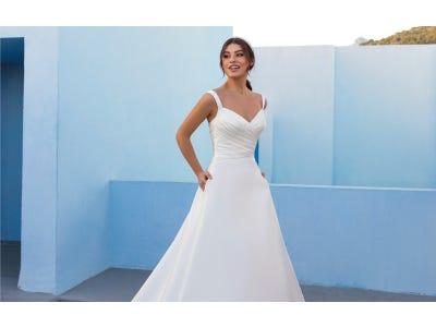 Entdecken Sie Ihre Brautkleid-Silhouette!