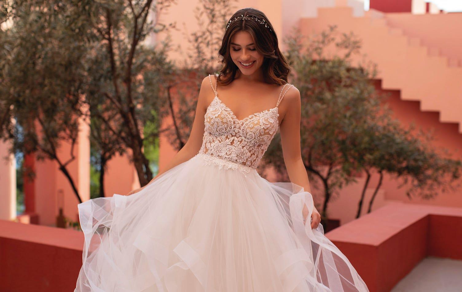 Seien Sie Prinzessin für einen Tag mit White One!